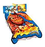 おもちゃ Activisions Skylanders スカイランダーズ Gaming Monster Microraschel Blanket 62 by 90-Inch [並行輸入品]