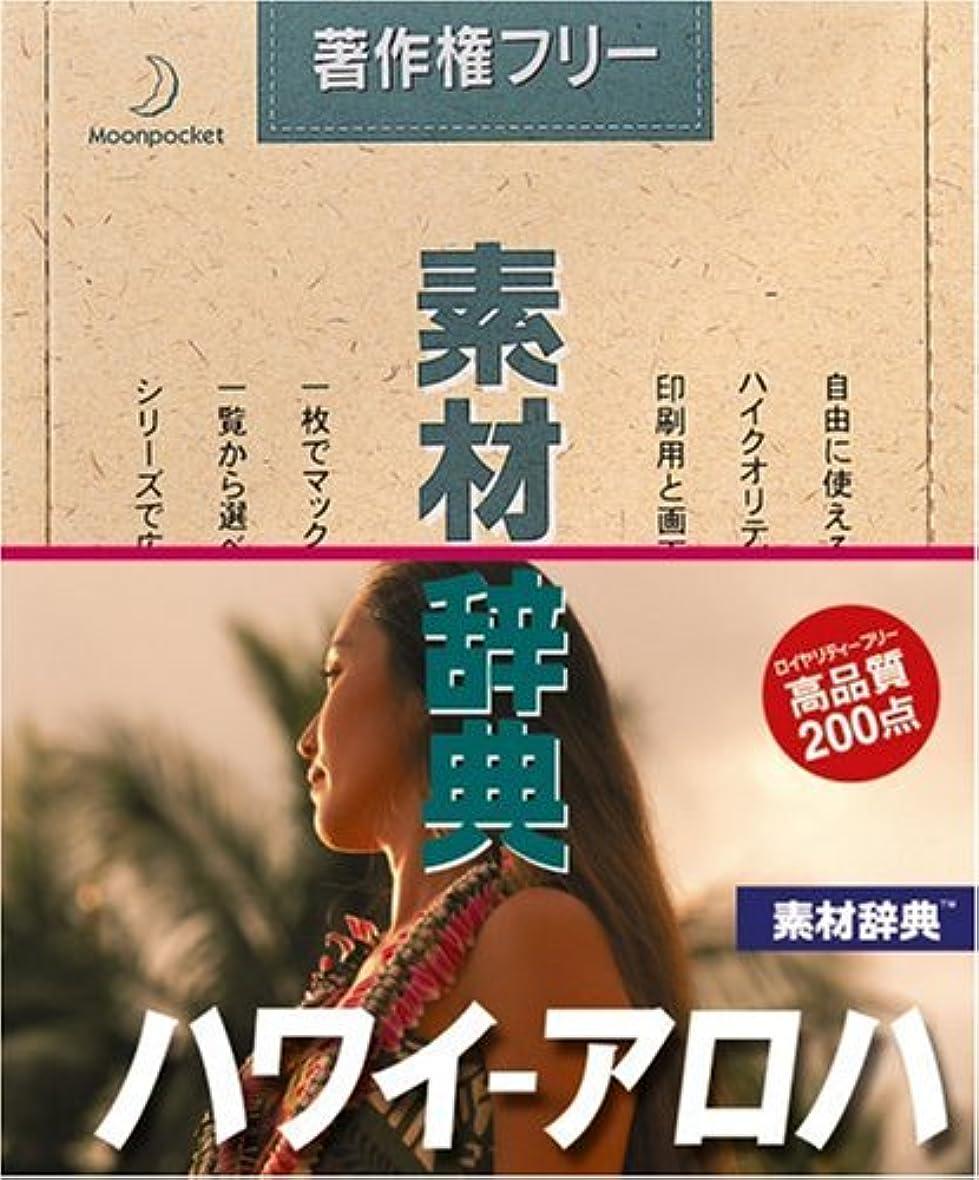 吸収する担保前進素材辞典 Vol.140 ハワイ~アロハ編