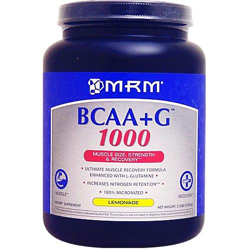 BCAA+G1000 レモネード味 1kg [並行輸入品][海外直送品]