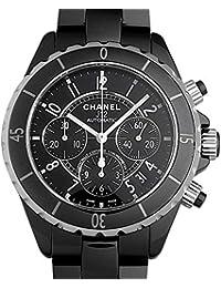a6ada8d641de Amazon.co.jp: クロノグラフ - CHANEL(シャネル): 腕時計