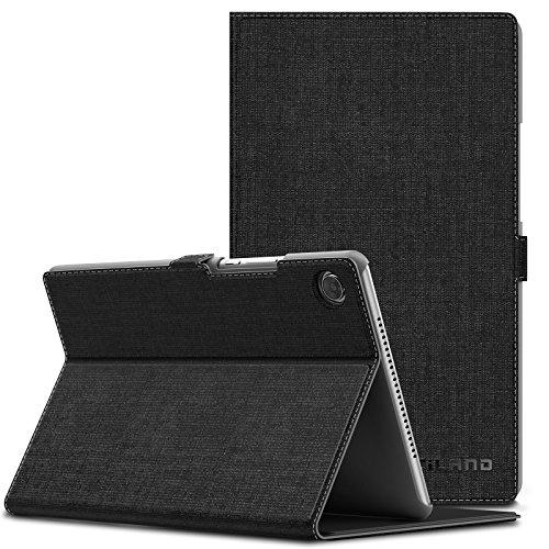 Huawei MediaPad M5 8.4ケース Infiland MediaPad M5 8.4 カバー 新型 全面保護型スタンドカバー 手帳型 傷つけ防止 オートスリープケース
