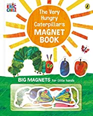 The Very Hungry Caterpillar's Magnet