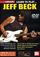 Learn to Play Jeff Beck [DVD] [Import]
