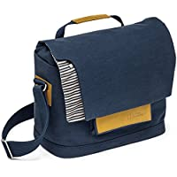 National Geographic NG MC 2450 Medium Messenger for Personal Gear, Laptop & DSLR (Multi Color)