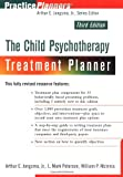 The Child Psychotherapy Treatment Planner (PracticePlanners) 画像