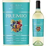 白ワイン 辛口 すっきり プレミオ イタリア グリッロ 12 白 750ml 1本