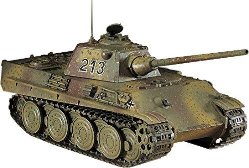 ハセガワ 1/72 ドイツ陸軍 V号戦車 パンサーF型 プラモデル MT40