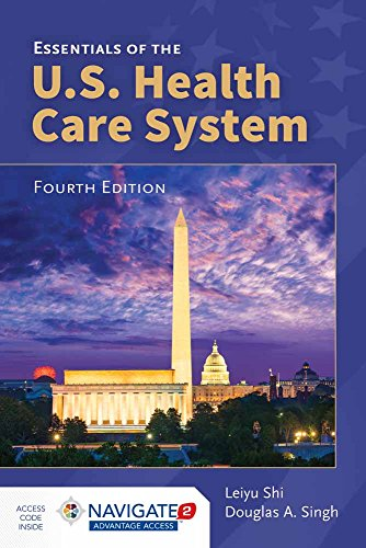Download Essentials of the U.S. Health Care System 1284100553