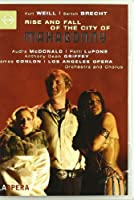 Rise & Fall of the City of Mahagonny [DVD]
