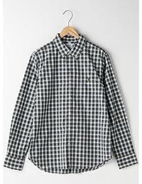 (コーエン) COEN 50タイプライターチェックボタンダウンシャツ 75106028007
