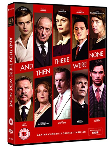 And Then There Were None そして誰もいなくなった(英語のみ)[PAL-UK] [DVD][Import]