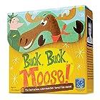 Buck, Buck, Moose! Game  カードゲーム ヘラジカの色合わせゲーム  知育玩具