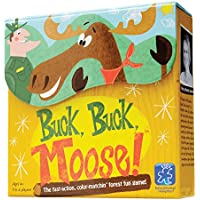 ヘラジカの色合わせゲーム カードゲーム Buck, Buck, Moose! Game EI2924