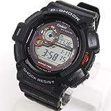カシオ Gショック CASIO G-SHOCK MUDMAN マッドマン メンズ 腕時計 ソーラー デジタル 海外モデル G-9300-1DR ブラック 逆輸入品