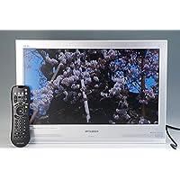 【 TVスタンド無し】三菱 REAL 20型ハイビジョン液晶テレビ LCD-20MX10S マルチリモコン付き