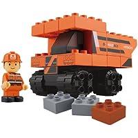 BlockLabo ブロックラボ ビークルブロック リジッドダンプブロックセット