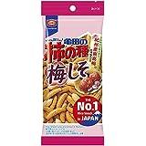 亀田の柿の種 亀田製菓 梅しそ 57g×10袋