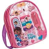 Disney Junior Doc McStuffins Mini Backpack Accessory Set ディズニージュニアドクMcStuffinsミニバックパックアクセサリーセット?ハロウィン?クリスマス?