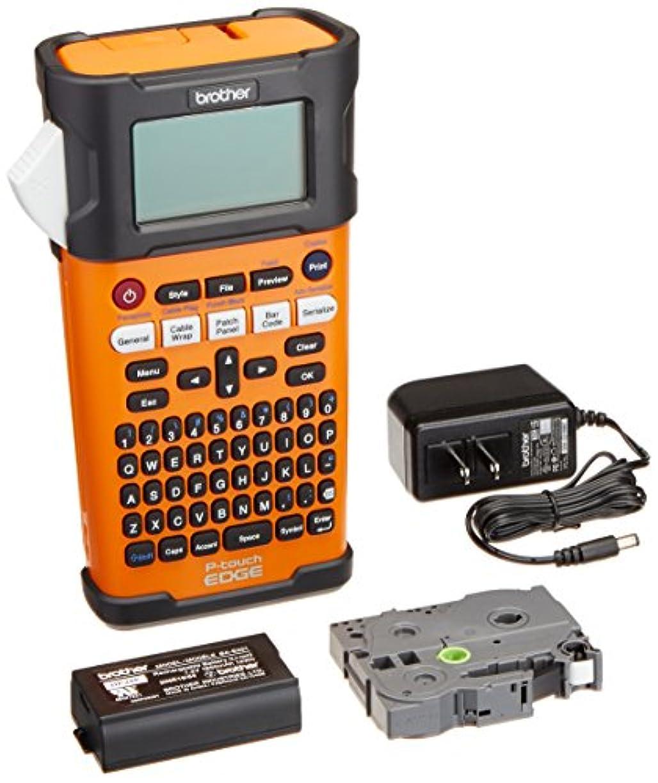 転送感情のコンサートBrother ブラザー工業 Industrial 手持ち ラベル Tool whith 充電式 リチウムイオンバッテリー [並行輸入]