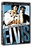 エルヴィス・オン・ステージ 没後30周年メモリアル・エディション (2枚組) [DVD] 画像