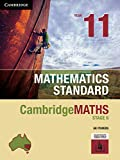 Cover of Cambridge Maths Stage 6 NSW Standard Year 11