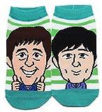 【博多華丸・大吉】レディースソックス・靴下 約22〜24cm YO05