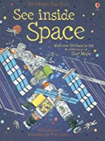 See Inside Space (See Inside Board Books)