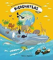 Dierenatlas: de kleurrijke dierenwereld in zeven uitvouwplaten