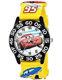 Disney ディズニー Cars カーズ アナログ腕時計 ウォッチ イエロー×ブラック 並行輸入品