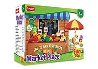 FUNSKOOL 子供用 楽しいお買い物用市場