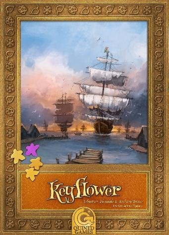 キーフラワー (Keyflower) [並行輸入品] ボードゲーム