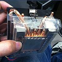 Generic 7CM da07020t12u 12V 0.7A 4ワイヤCPU冷却ファン