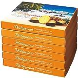 フィリピン 土産 フィリピン パイナップル チョコレートクッキー 6箱セット (海外旅行 フィリピン お土産)