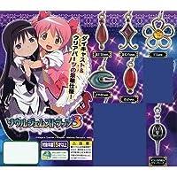 魔法少女まどか☆マギカ ソウルジェムストラップ3 ノーマル全6種セット