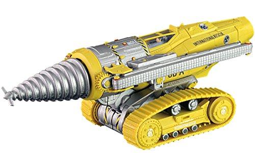 Thunderbirds real Kit 01 Mole motorized specifications