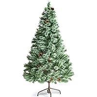 タンスのゲン 【まるで本物!】 リアル クリスマスツリー 松ぼっくり (本物) 150cm ヌードツリー おしゃれ 1690002600