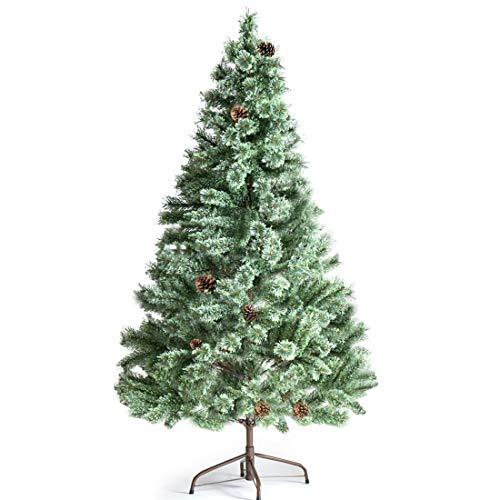 タンスのゲン 【まるで本物!】 リアル クリスマスツリー 松ぼっくり (本物) 150cm ヌードツリー おしゃれ 16900026 01AM【64502】