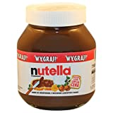 ヌテラ ヘーゼルナッツ チョコレート スプレッド750 g
