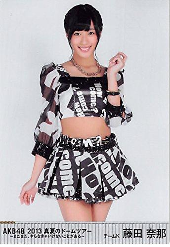 AKB48 公式生写真 2013 真夏のドームツアー 〜まだまだ、やらなきゃいけないことがある〜 チームK 藤田奈那 -