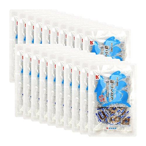 琉球黒糖 塩こくとう 20袋