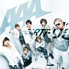 Brand New World♪AAAのCDジャケット