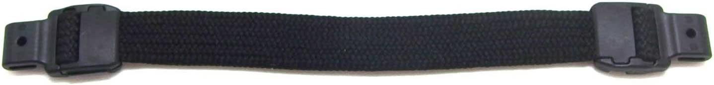 ミツヤ 日本製 マスク用フックベルト 固定 黒 (MSK-K-BK) M66001
