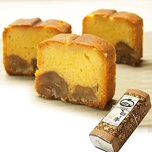 栗菓子専門店 足立音衛門 マローネのケーキ 1本