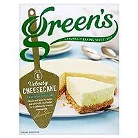 (Green's (緑さん)) 野菜チーズケーキミックス295グラム (x4) - Greens Cheesecake Mix 295g (Pack of 4) [並行輸入品]