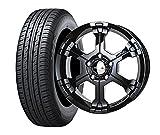 サマータイヤ・ホイール 1本セット 16インチ DUNLOP(ダンロップ) GRANDTREK PT3 215/70R16 + MKW(エムケーダブリュ)