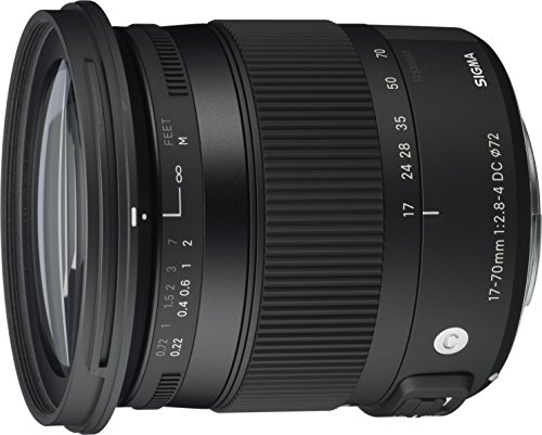 SIGMA ズームレンズ Contemporary 17-70mm F2.8-4 DC MACRO OS HSM ニコン用 APS-C専用 884550