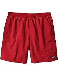 パタゴニア ボトムス ハーフ&ショーツ Patagonia Men's Baggies Longs Shorts Fire [並行輸入品]
