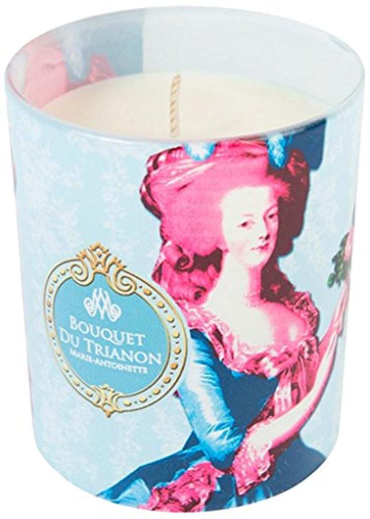 変装したシャーロックホームズボスヒストリア ポップアートキャンドル ブーケトリアノン 色とりどりの花のブーケの香り