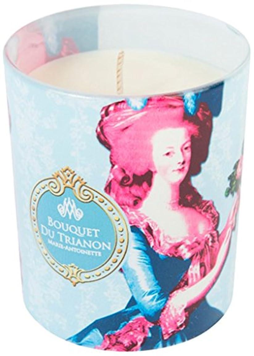 ダイバーパブ付属品ヒストリア ポップアートキャンドル ブーケトリアノン 色とりどりの花のブーケの香り