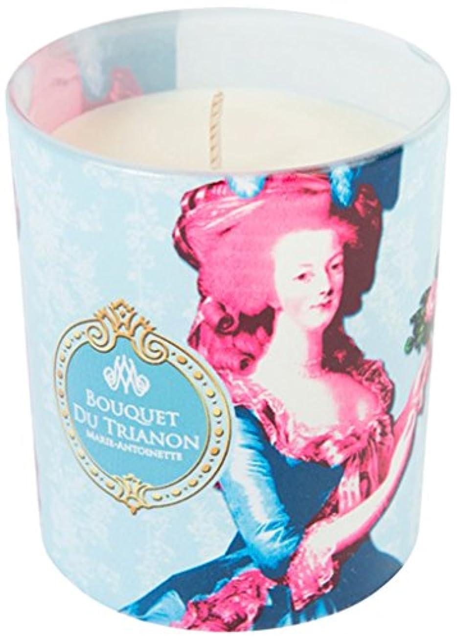 芸術モーション摂氏度ヒストリア ポップアートキャンドル ブーケトリアノン 色とりどりの花のブーケの香り